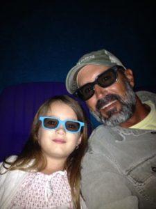 Bryan and Daughter