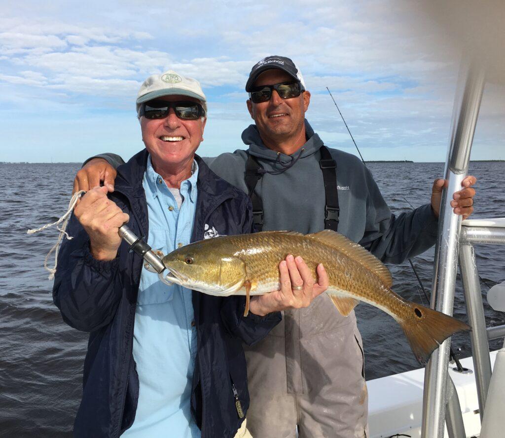 Sanibe Redfish